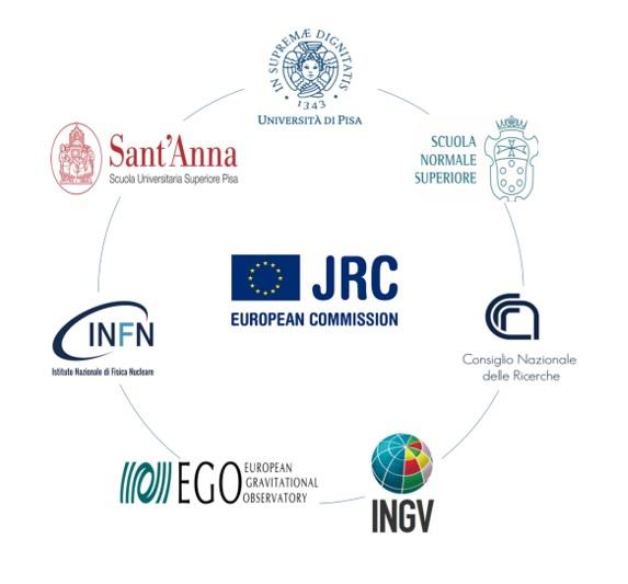 Firmato accordo tra gli enti di ricerca pisani e Joint Research Centre della Commissione Europea